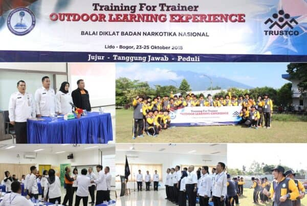 Training For Trainer Outdor Learning Experience (23-25 Oktober 2018)