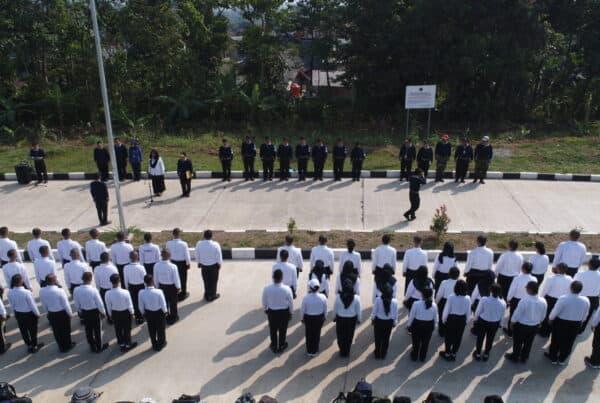Diklat Latsar CPNS BNN Golongan II Angkatan II,III dan IV Gelombang II
