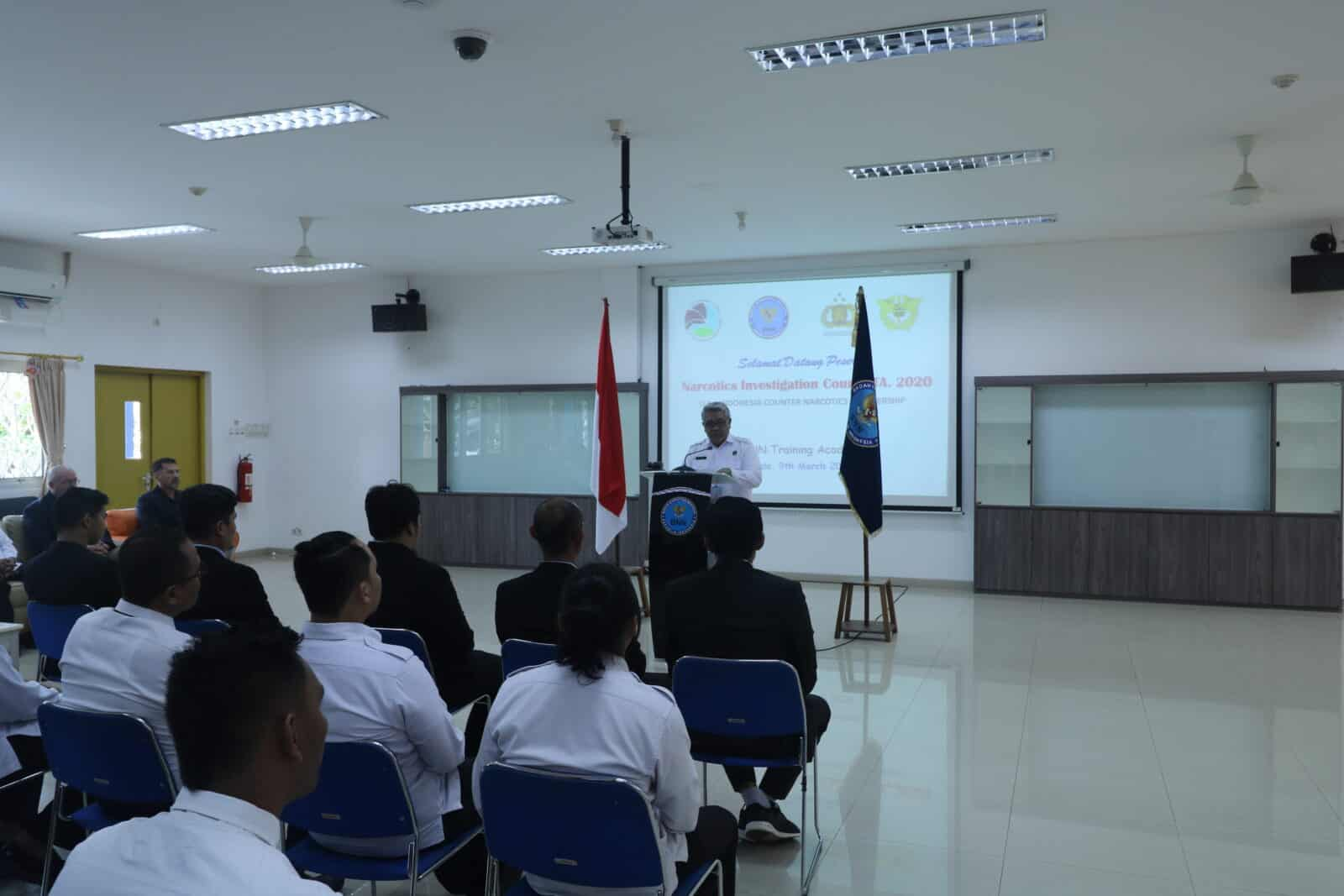Narcotic Investigation Course