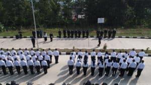 Diklat Latsar CPNS BNN Golongan II Angkatan II,III dan IV Gelombang II TA. 2019