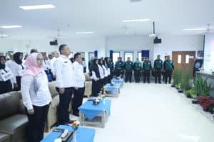 Diklat Latsar CPNS BNN Golongan III Angkatan I,II dan Golongan II Angkatan I Gelombang I TA. 2019